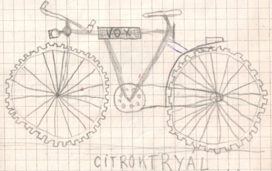 Deník I. – 14 – Cyklotrial
