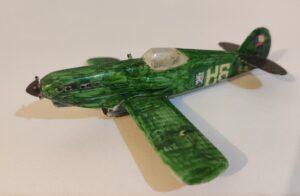 Avia B-534, bez horního křídla a podvozku