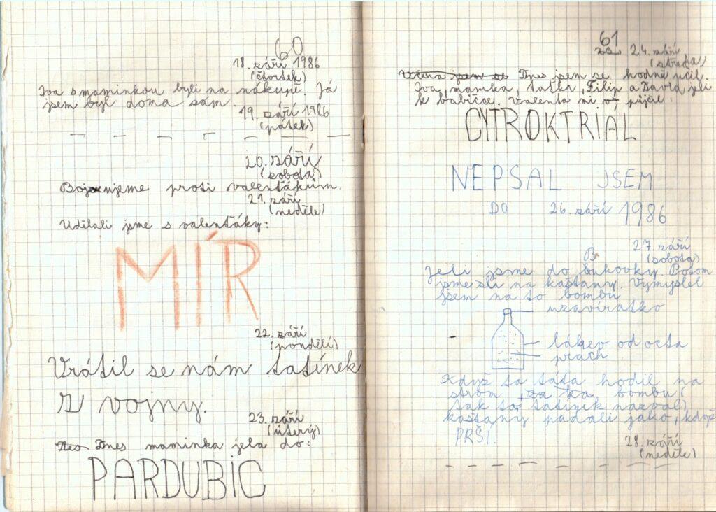 Deník II. - strana 12