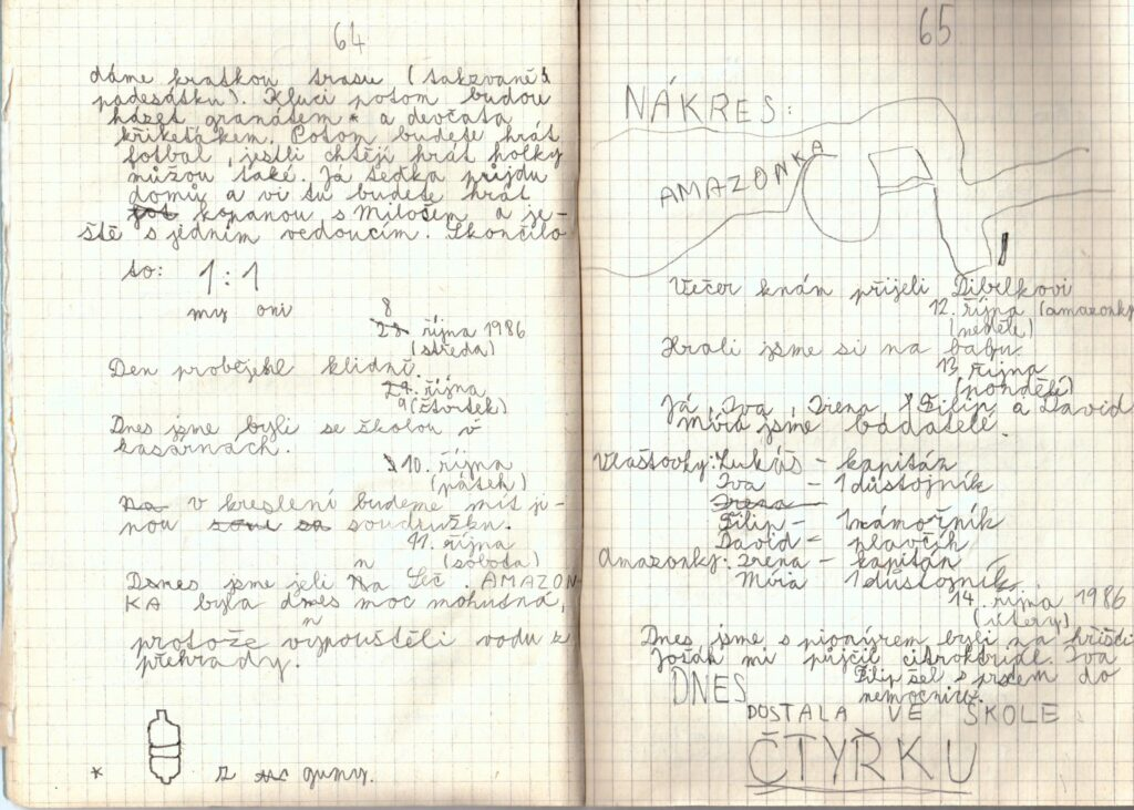 Deník II. - strana 14