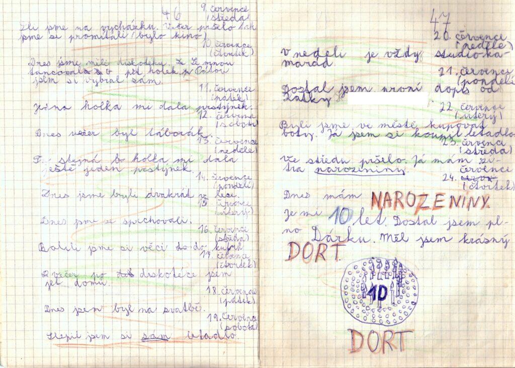 Deník II. - strana 4