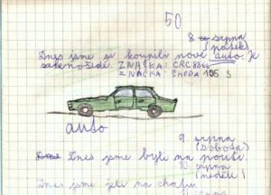 Deník II. - strana 6