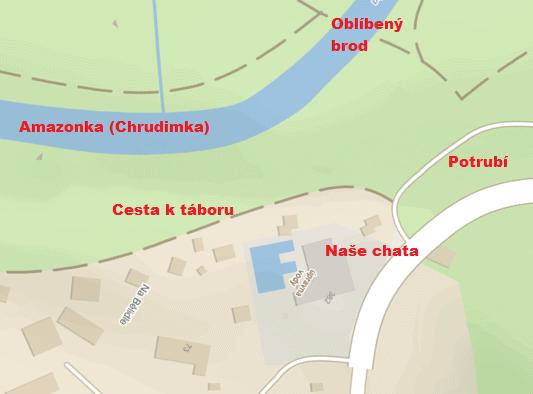 Mapa ve skutečnosti