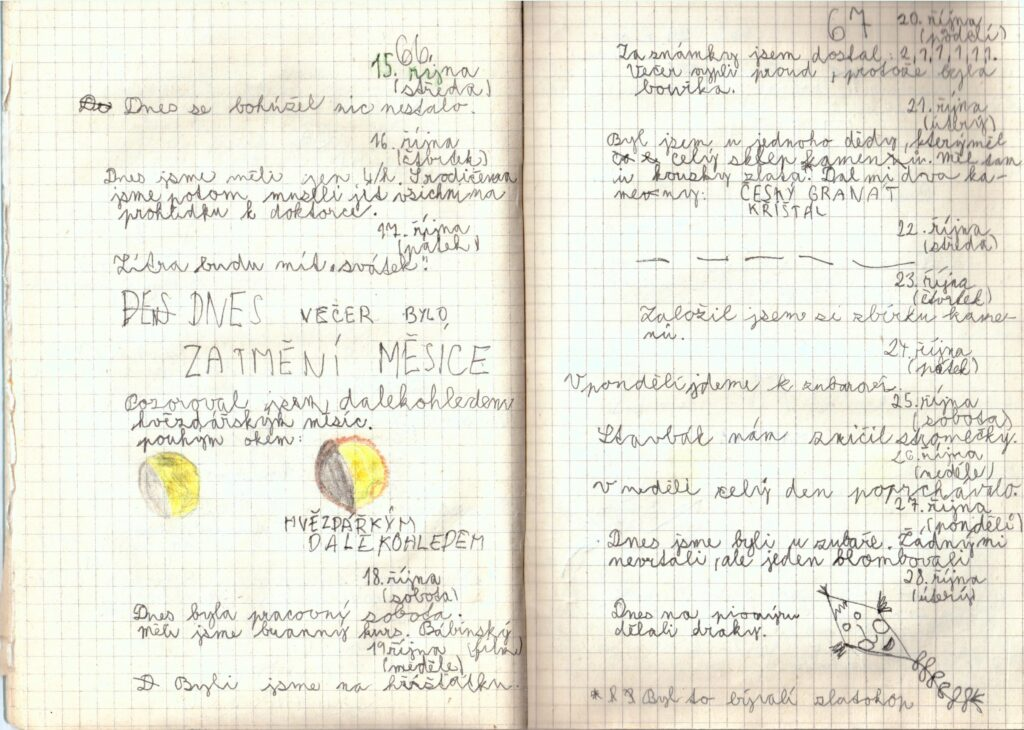 Deník II. - strana 15