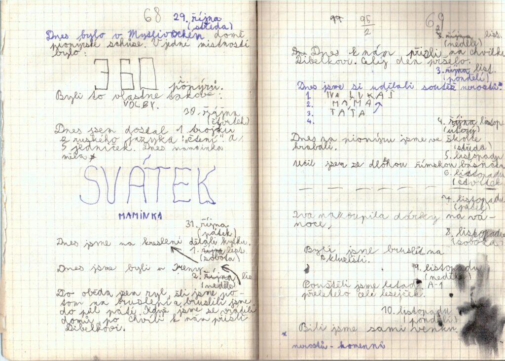 Deník II. - strana 16