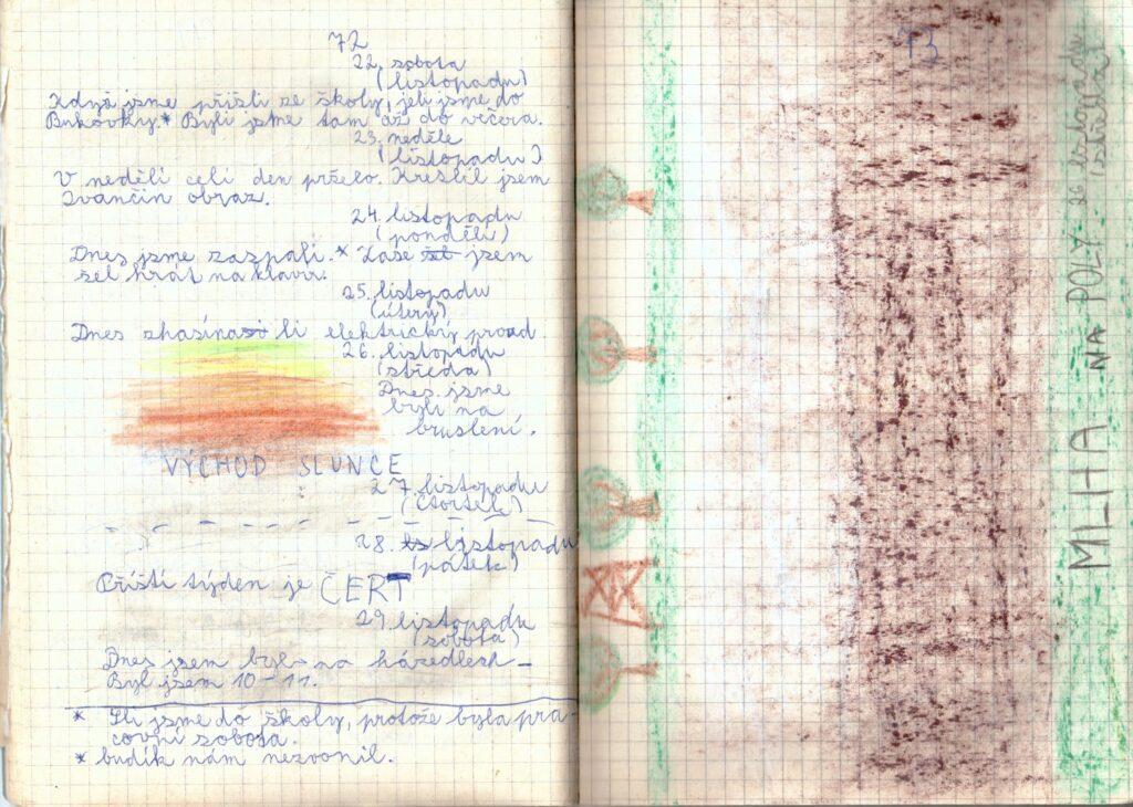 Deník II. - strana 18