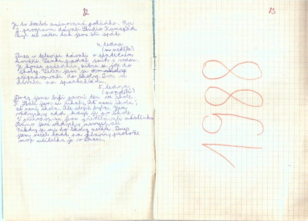 Deník III. - strana 2