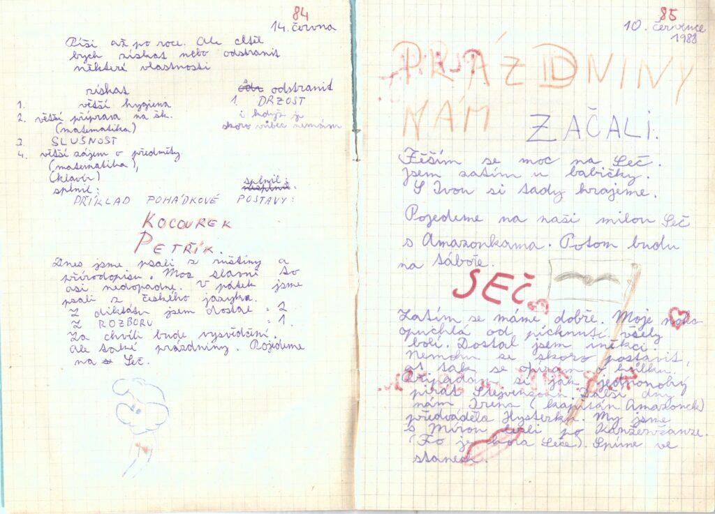 Deník III. - strana 3