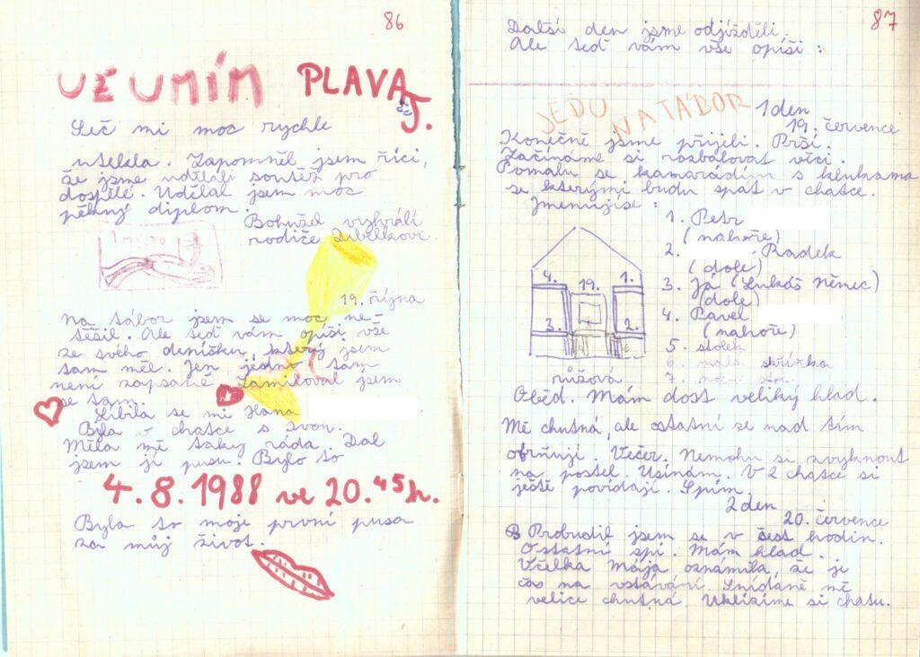 Deník III. - strana 4