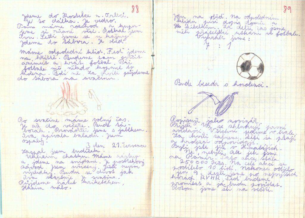 Deník III. - strana 5