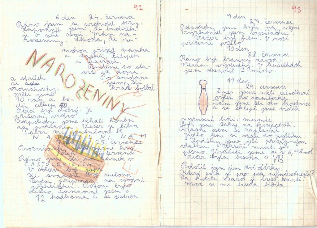 Deník 3 - strana 7
