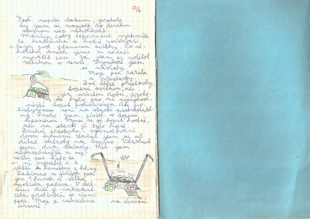 Deník III. - strana 9