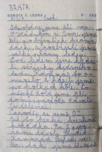 Mini deník III. - 3. ledna 1987