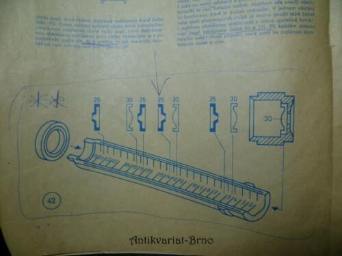 Návod - dalekohled Astro cabinet 90